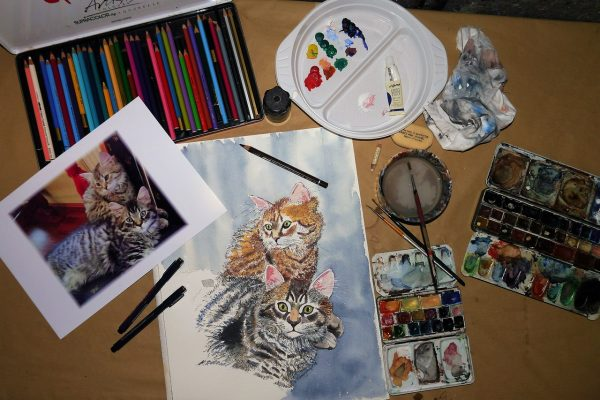 Still Life and the power of painting