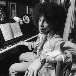 PRINCE - PIANO & A MICROPHONE, 1983.